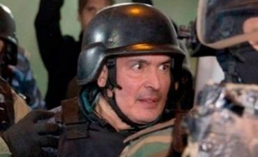 López fue trasladado al Hospital de Ezeiza por un brote psicótico