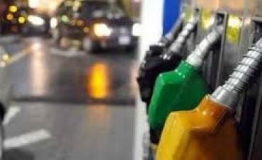 Los combustibles aumentarán 8% a partir de la primera semana de enero