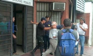 Jorge Escalante del SOEM de Valle Viejo Detenido por desobediencia judicial