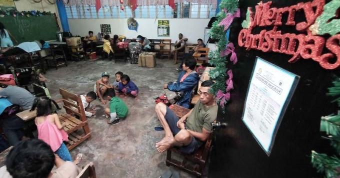 El tifón Nock Ten dejó tres muertos en Filipinas