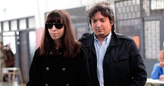 Ercolini embargó bienes de Máximo y Florencia Kirchner