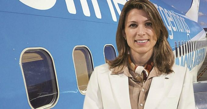 Renunció Isela Costantini, CEO de Aerolíneas