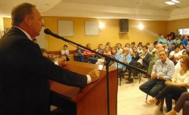 El Dr. Miguel Ángel Morandini es el nuevo director del Hospital de Niños