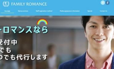 El negocio de alquilar amigos, pareja o familiares está de moda en Japón