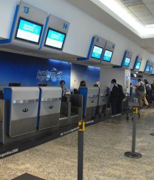 Aerolíneas asegura que el paro ocasionará un desastre en los vuelos