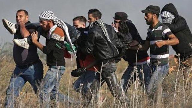 Suman 4 los palestinos muertos por bombardeos en Gaza
