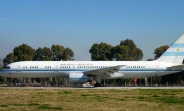 De la flota aérea presidencial: de siete aeronaves, sólo una funciona bien