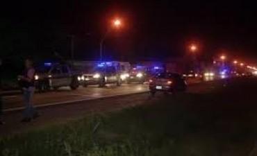 Un muerto y dos heridos por nuevo tiroteo en Santa Fe: investigan si tiene relación con triple fuga