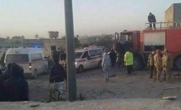Hay al menos 50 muertos y 127 heridos por un atentado suicida en Libia