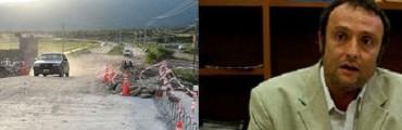 El puente en la Ciudad Satélite se habilitó sin cumplir con el control del Tribunal de Cuentas