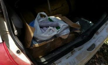 Detuvieron a una pareja que llevaba 547 cartuchos de dinamita Comentar