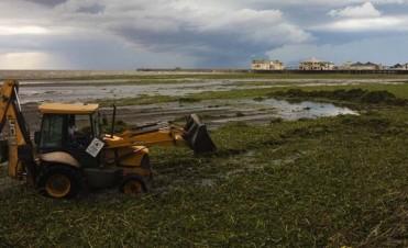 Hallan cádaver en costa de Quilmes