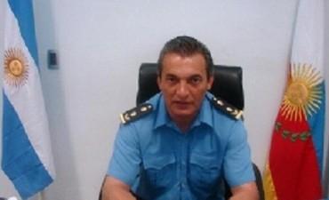 Julio César Gutiérrez ,seguirá al mando de la fuerza de la Policía