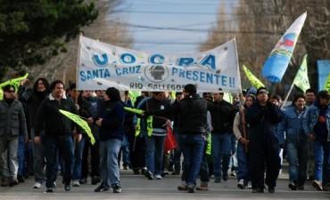 Sin presupuesto para obra pública, Santa Cruz entró en crisis