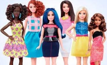 Barbie cambia por primera vez en 57 años!