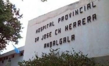 Familia herida en un accidente en Andalgalá
