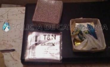 Delivery de drogas en Belén,Cayo la banda que la comercializaba