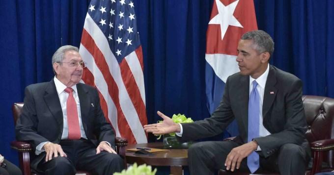 Obama cumplió la promesa a Raúl Castro