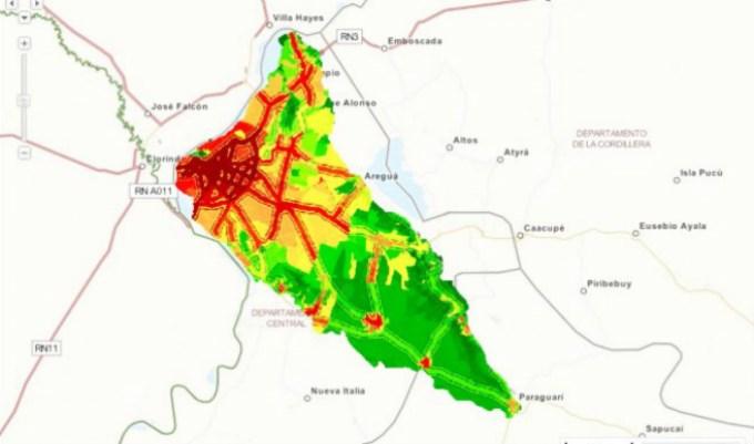 Preocupa en Paraguay la contaminación del Acuífero Patiño