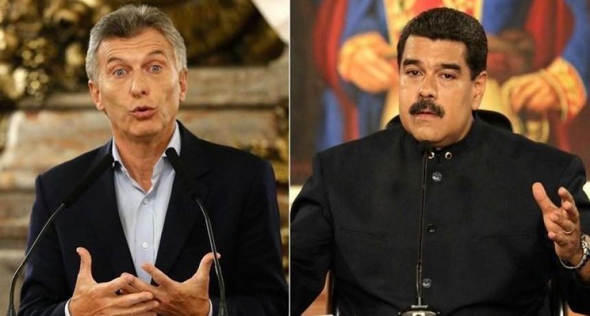 Macri: Venezuela vive bajo una dictadura