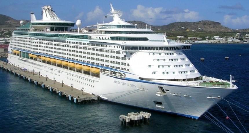 Alarma: más de 270 personas afectadas por un virus en un crucero