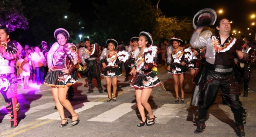 Inscripciones para el Carnaval Provincial 2019