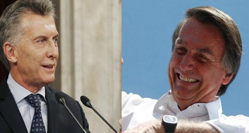El encuentro Macri-Bolsonaro ya está en agenda