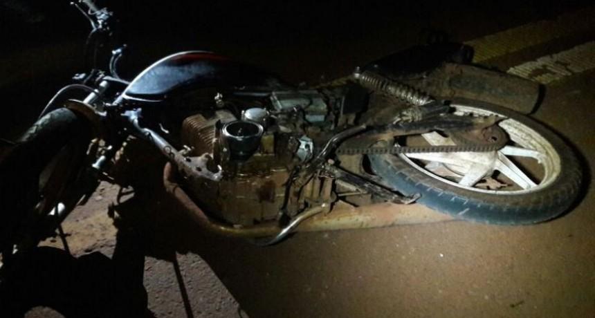 Accidente Fatal en Santa María