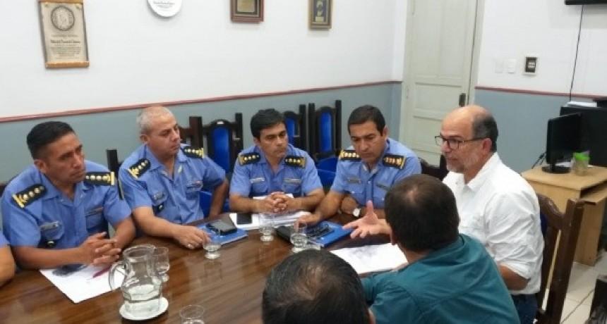 Coordinan el Plan de Seguridad 2019 en Catamarca