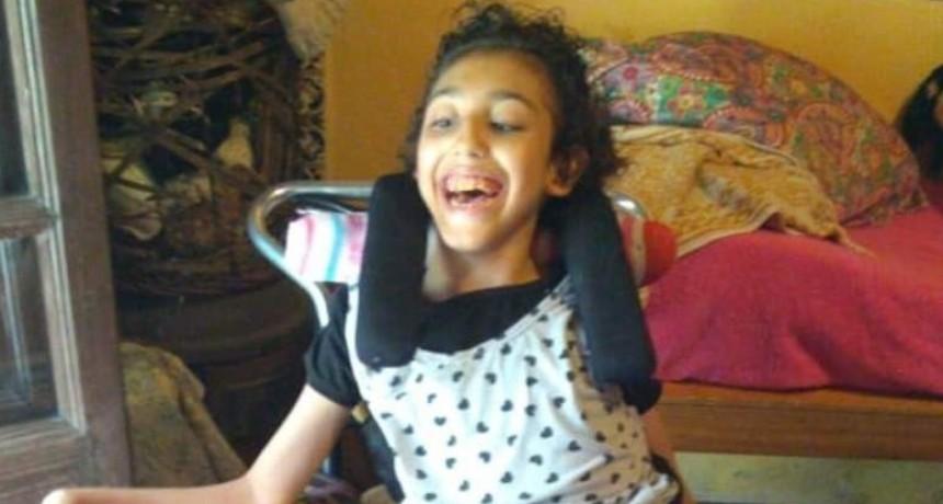 Osep nuevamente en la Mira: Tiene parálisis cerebral extrema y espera aun la silla de Ruedas