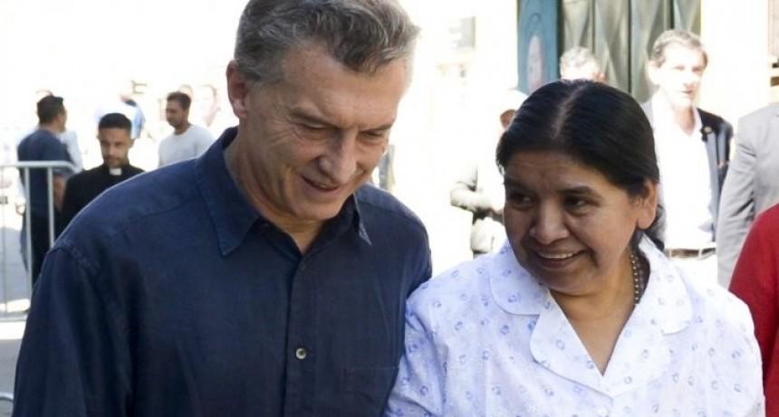 Margarita Barrientos cruzó al Gobierno por la baja de la edad de imputabilidad