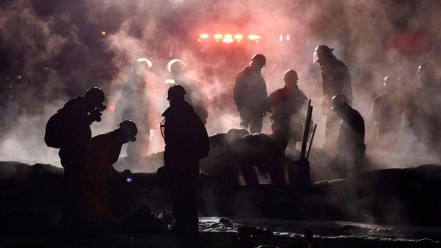 Ascienden a 79 los muertos por explosión en México