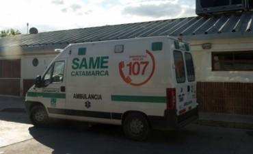 Grave accidente de circulación en Pomán