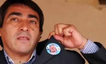 Denuncian por amenazas a Elpidio Guaraz