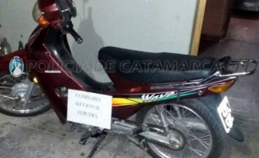 150 motos Secuestradas,cuatro arrestados en operativos de control vehicular