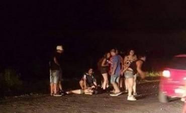 Tres muertos, entre ellos una nena de 13 años, a la salida del baile de Ranchillos