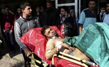 Bombardearon cinco hospitales y escuelas en Siria y matan 50 civiles