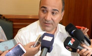 """Plan Qunita: Manzur """"Mi participación se limitó al llamado a la licitación pública"""""""