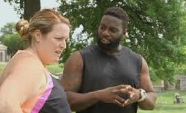 Personal trainer subió 30 kg para luego bajarlos con su alumna