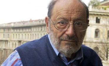 Murió el afamado escritor italiano Umberto Eco