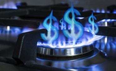 Avanza la suba en las tarifas del gas: sería de entre el 40% y el 300%