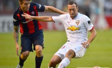 San Lorenzo perdió en la altura de Quito ante Liga Universitario