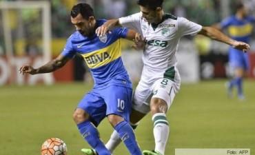 Boca igualó en Colombia con Deportivo Cali en un partido demasiado áspero