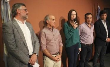 Vidal dijo que hubo acuerdo con los docentes y el lunes