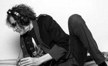 Se presentó el primer tema del nuevo disco de Charly García