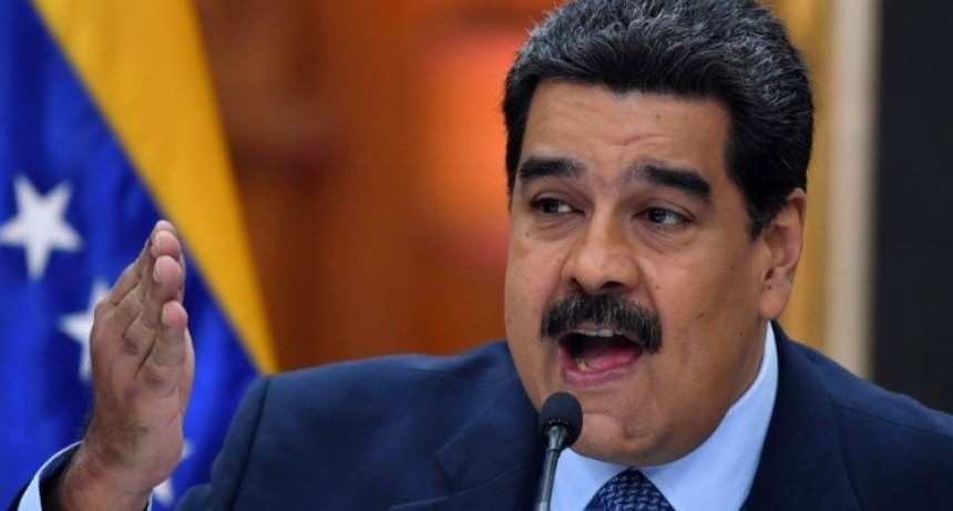 Maduro sobre Macri: Que se ponga los patines porque va fuera de la presidencia este año