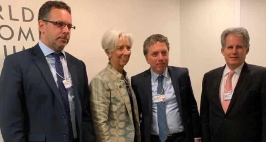 Comenzó la revisión del FMI que podría desbloquear otro desembolso de dinero