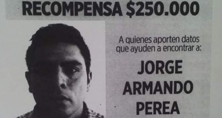 La Rioja: ofrecen recompensa de $250.000 para hallar un delincuente prófugo