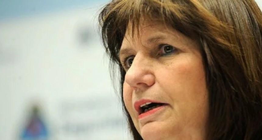 Patricia Bullrich: