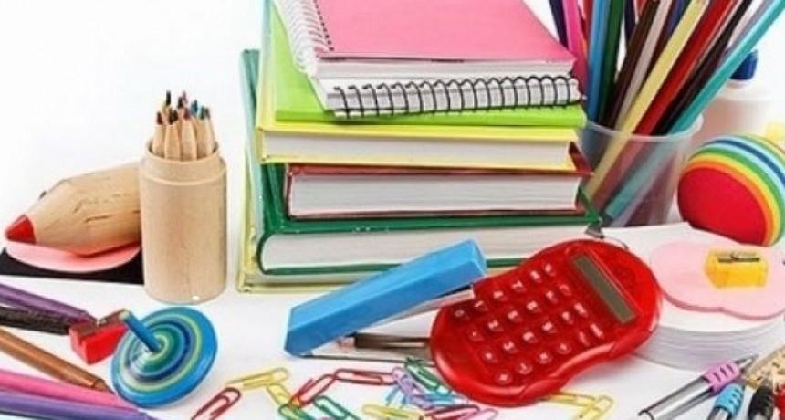 Útiles escolares aumentaron por encima de la inflación